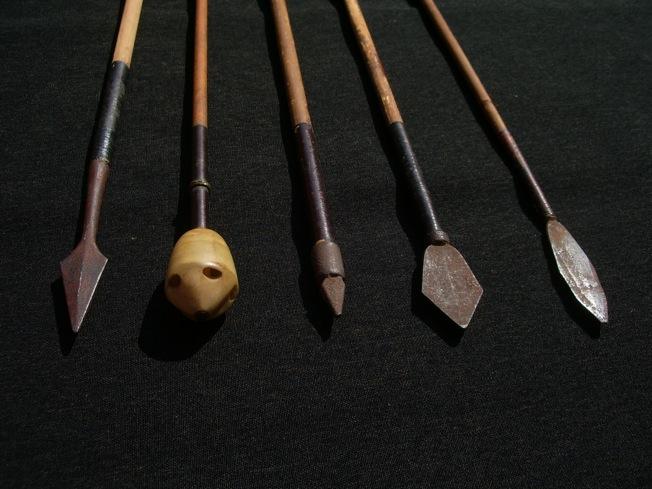 Arrowheads