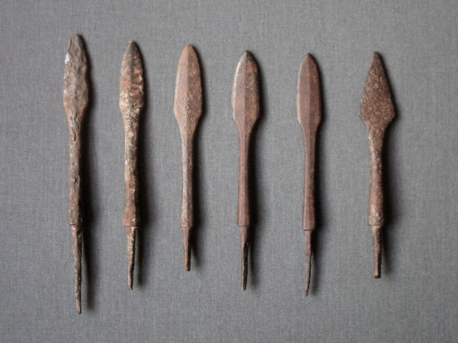 Military arrowheads