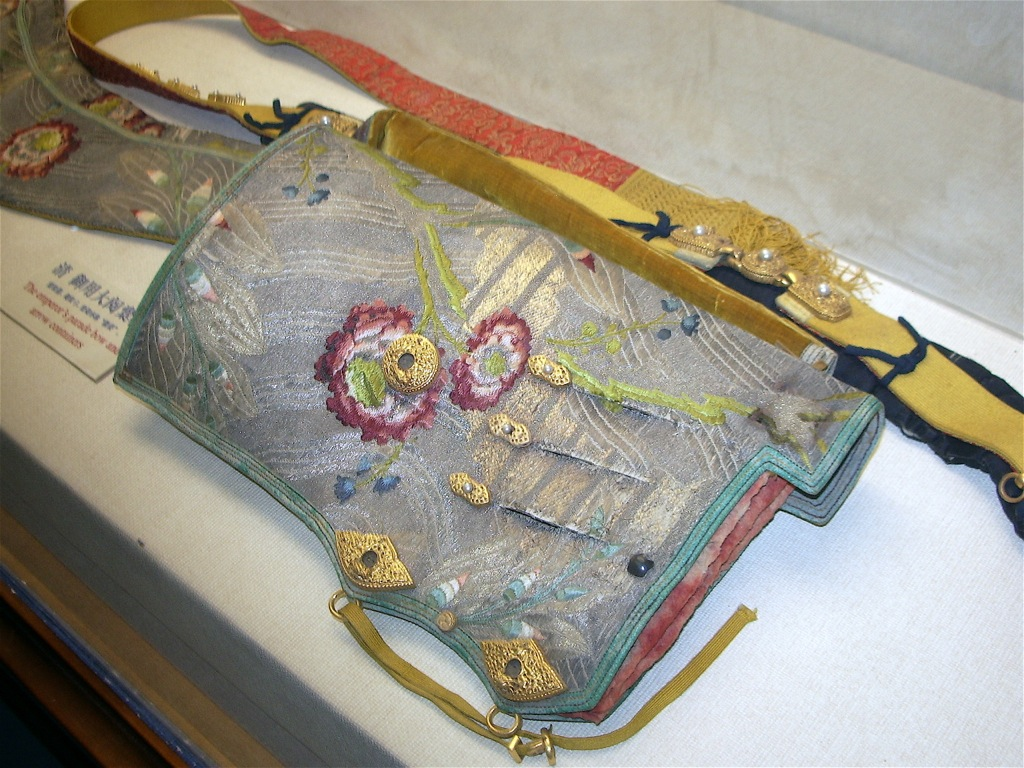 Bow Cases And Quivers Of The Qing Fe Doro Manchu Archery