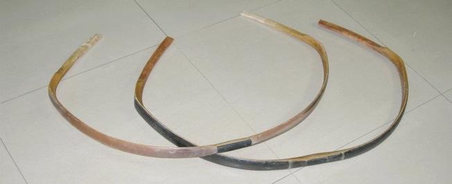 Bow making   Fe Doro - Manchu archery