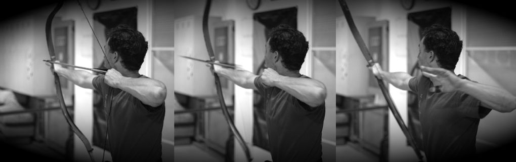 Article about the classic Manchu archery shooting method